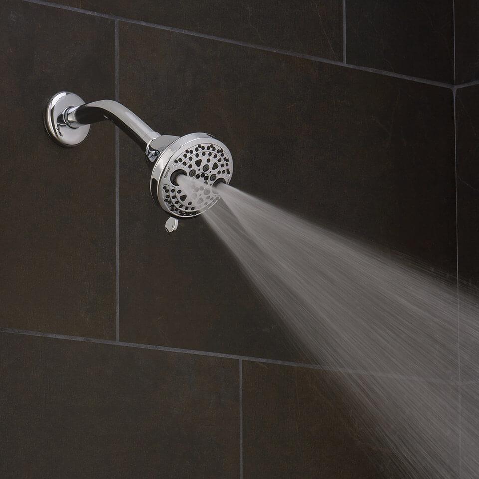 Fixed shower head Oxygenics Power Massage 6.5 l/min -