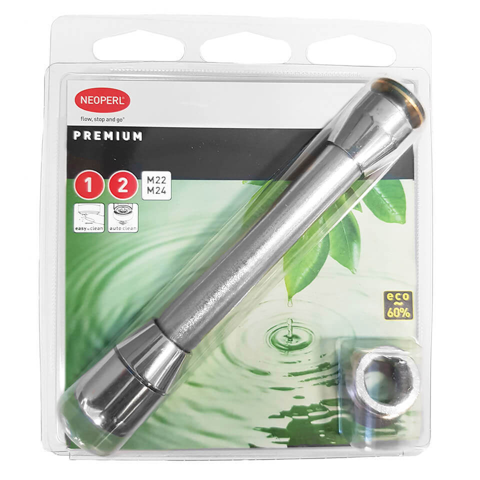 Tap aerator Neoperl 5.7 l/min with extension  -