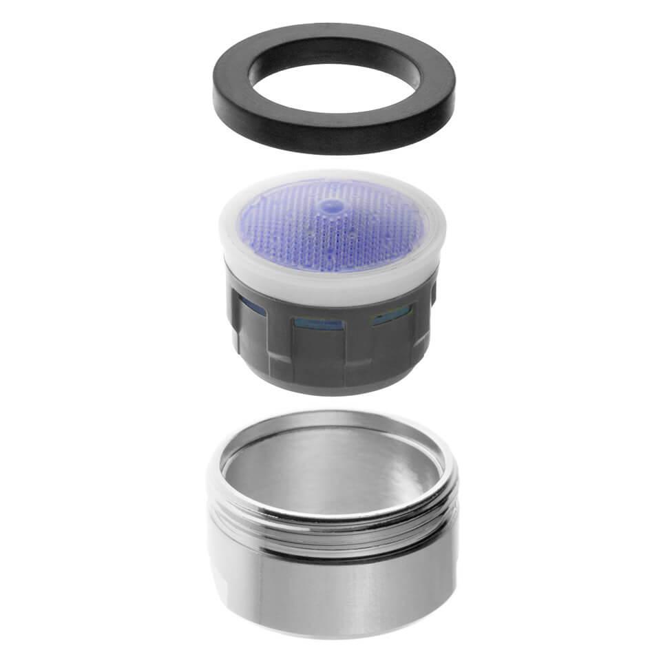 Tap aerator Neoperl SLC 3.8 l/min - Thread M24x1 male - most popular