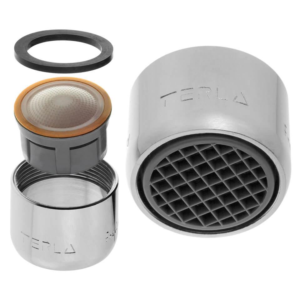 Tap aerator Terla FreeLime 2.5 l/min - Thread M22x1 female