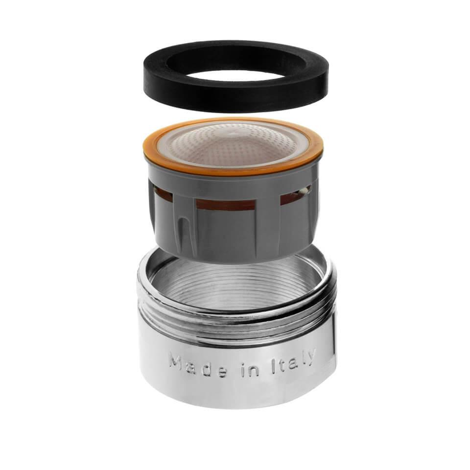 Tap aerator Terla FreeLime 2.5 l/min - Thread M24x1 male - most popular