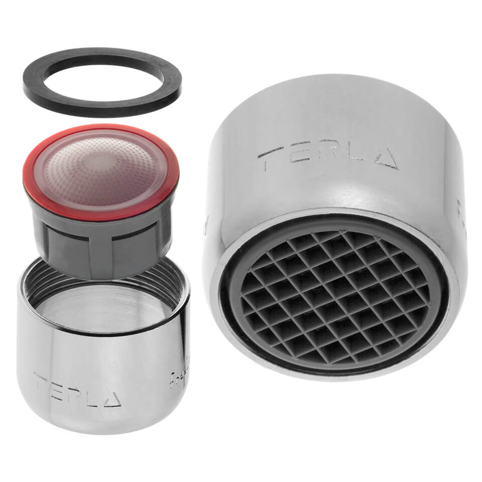 Tap aerator Terla FreeLime 4.5 l/min - Thread M22x1 female