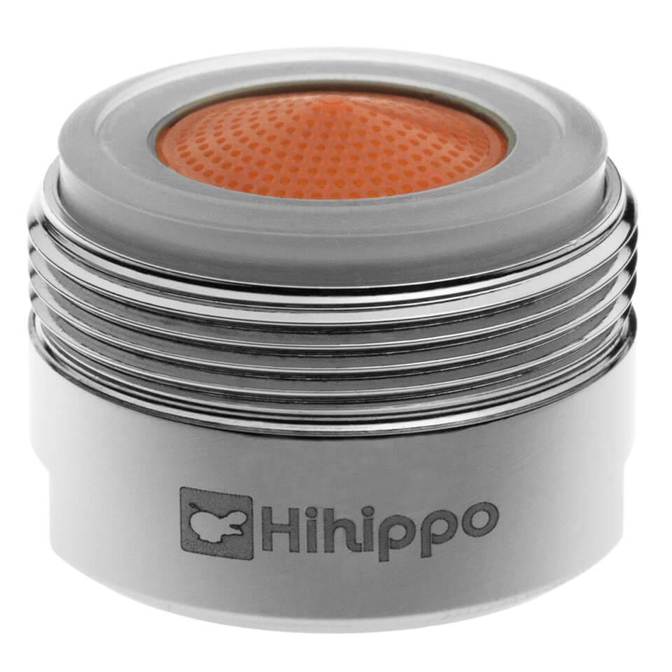 Tap aerator Hihippo HP 1.8 - 4.2 l/min start/stop - Thread M24x1 male - most popular