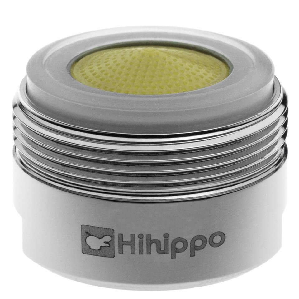 Tap aerator Hihippo SHP 3.8 - 8.0 l/min start/stop - Thread M24x1 male - most popular