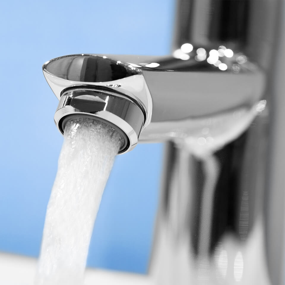 Bathtub tap aerator Neoperl Bath 30 l/min - Thread M28x1 male