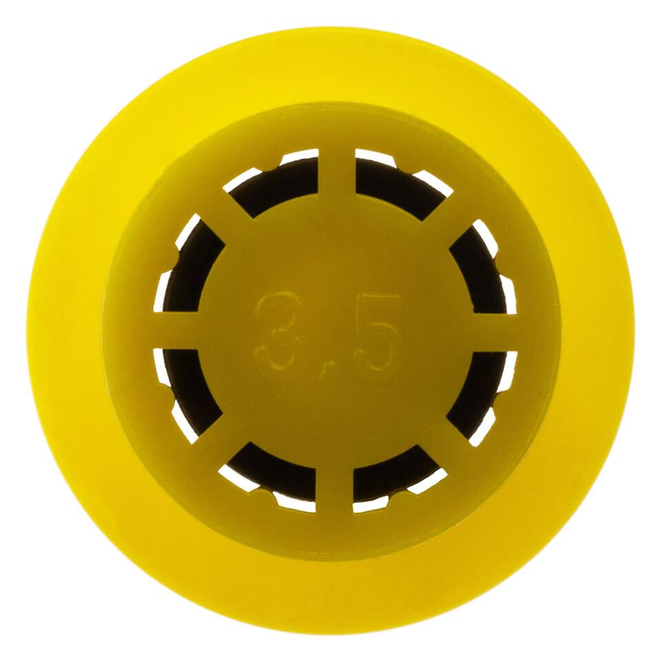 Shower flow regulator EcoVand ICR 4 l/min -