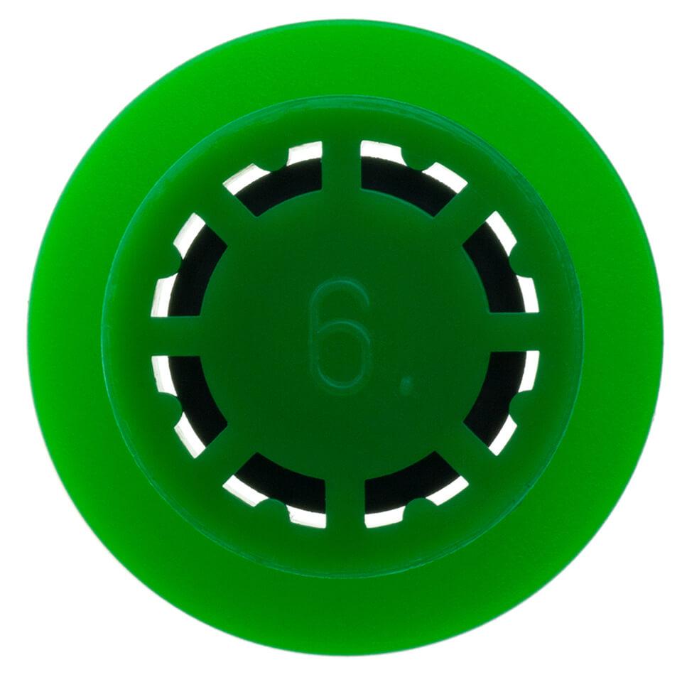 Shower flow regulator EcoVand ICR 6 l/min -