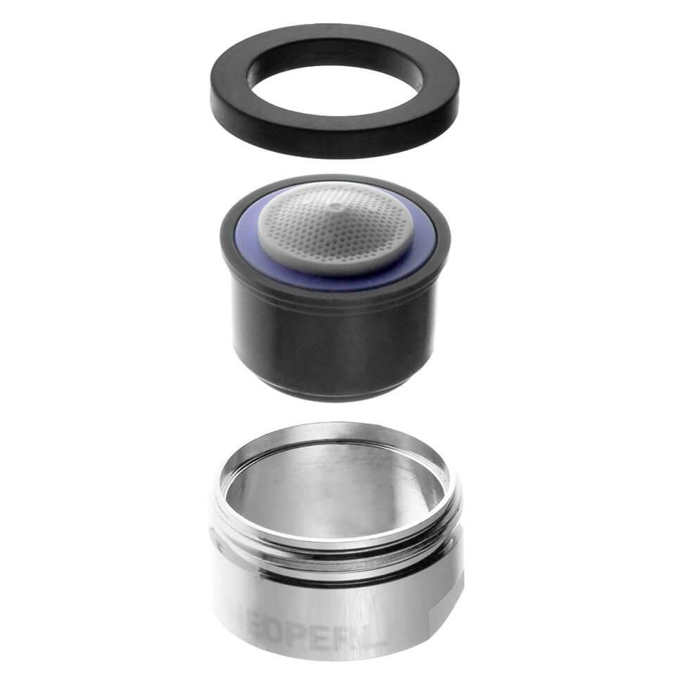 Tap aerator Neoperl Spray 3 l/min - Thread M24x1 male - most popular