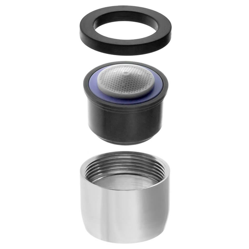 Tap aerator Neoperl Spray 3 l/min - Thread M22x1 female