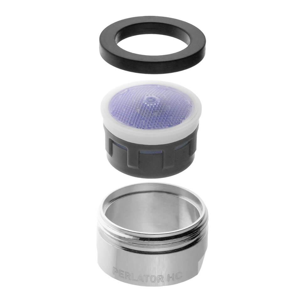 Tap aerator Neoperl HC 3.8 l/min - Thread M24x1 male - most popular