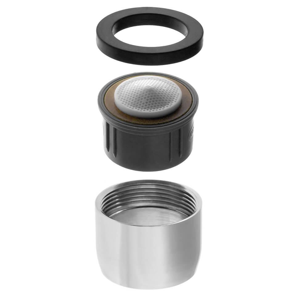 Tap aerator Neoperl Spray 1.2 l/min - Thread M22x1 female