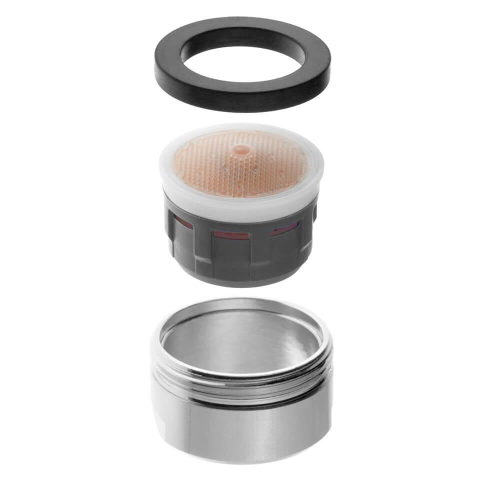 Tap aerator Neoperl SLC 5 l/min - Thread M24x1 male - most popular