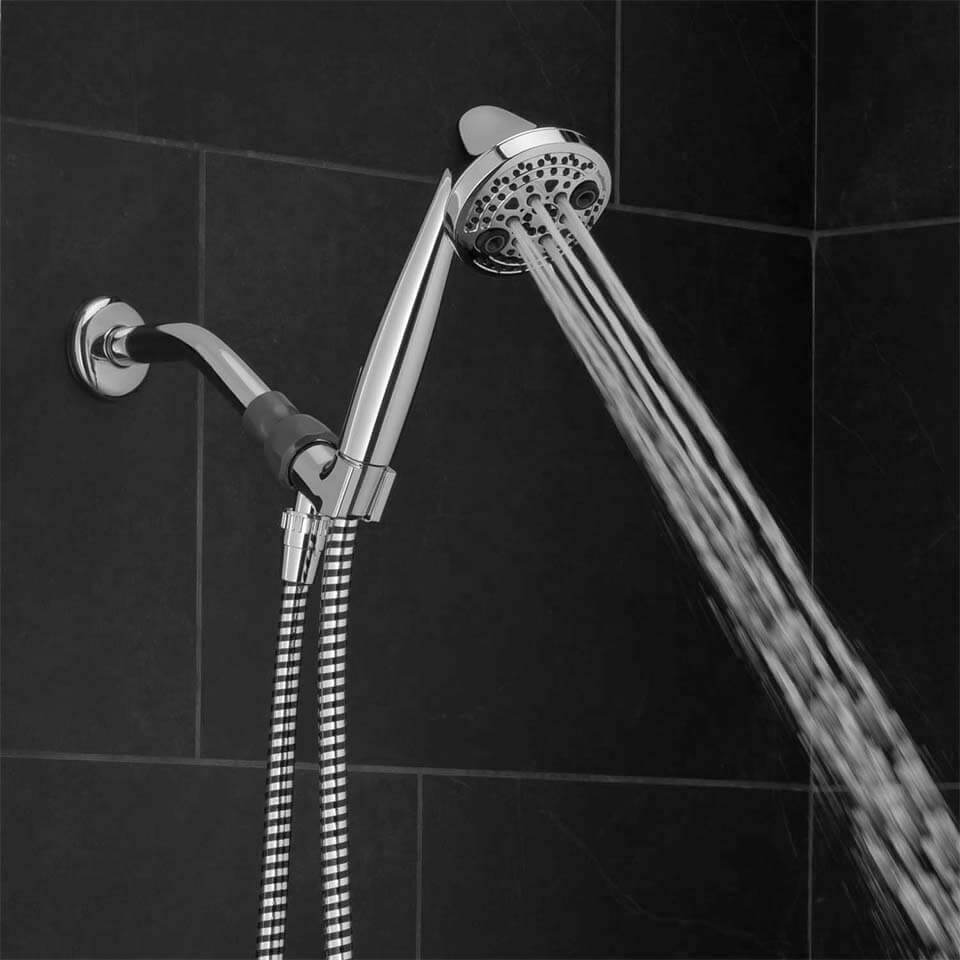 Shower head Oxygenics Power Massage 6.5 l/min -