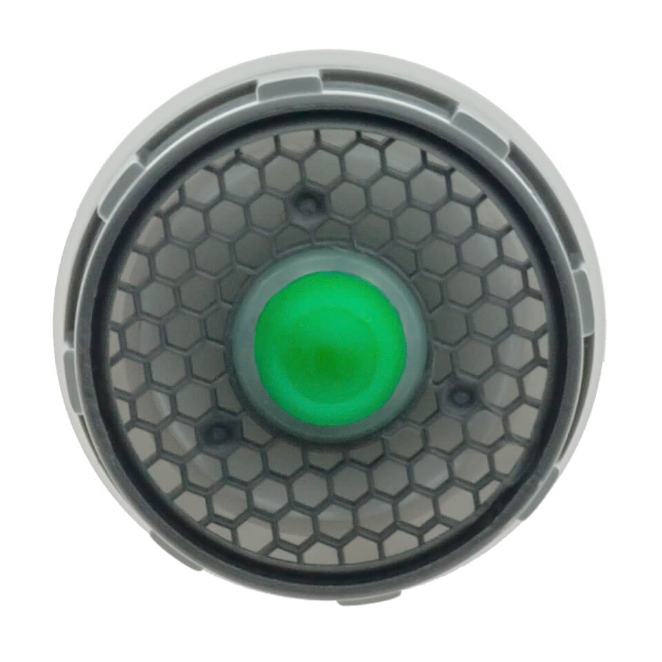 Neoperl Push aerator insert with button - 5 or 11 l/min -