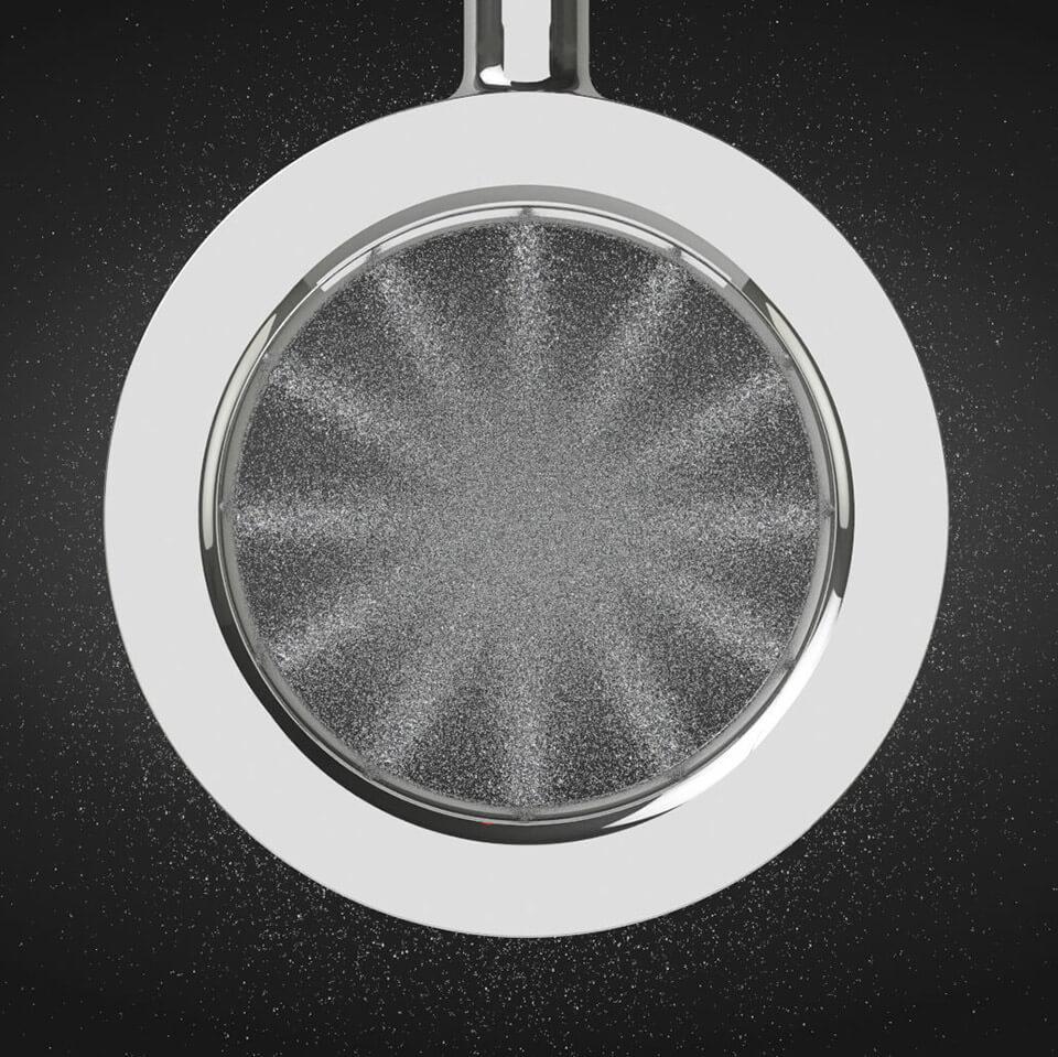 Shower head EcoVand X Design 6 l/min -