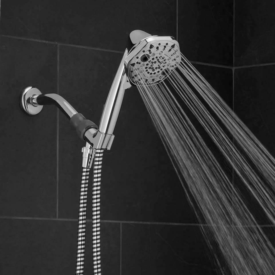 Shower set Oxygenics Power Select 6.5 l/min -