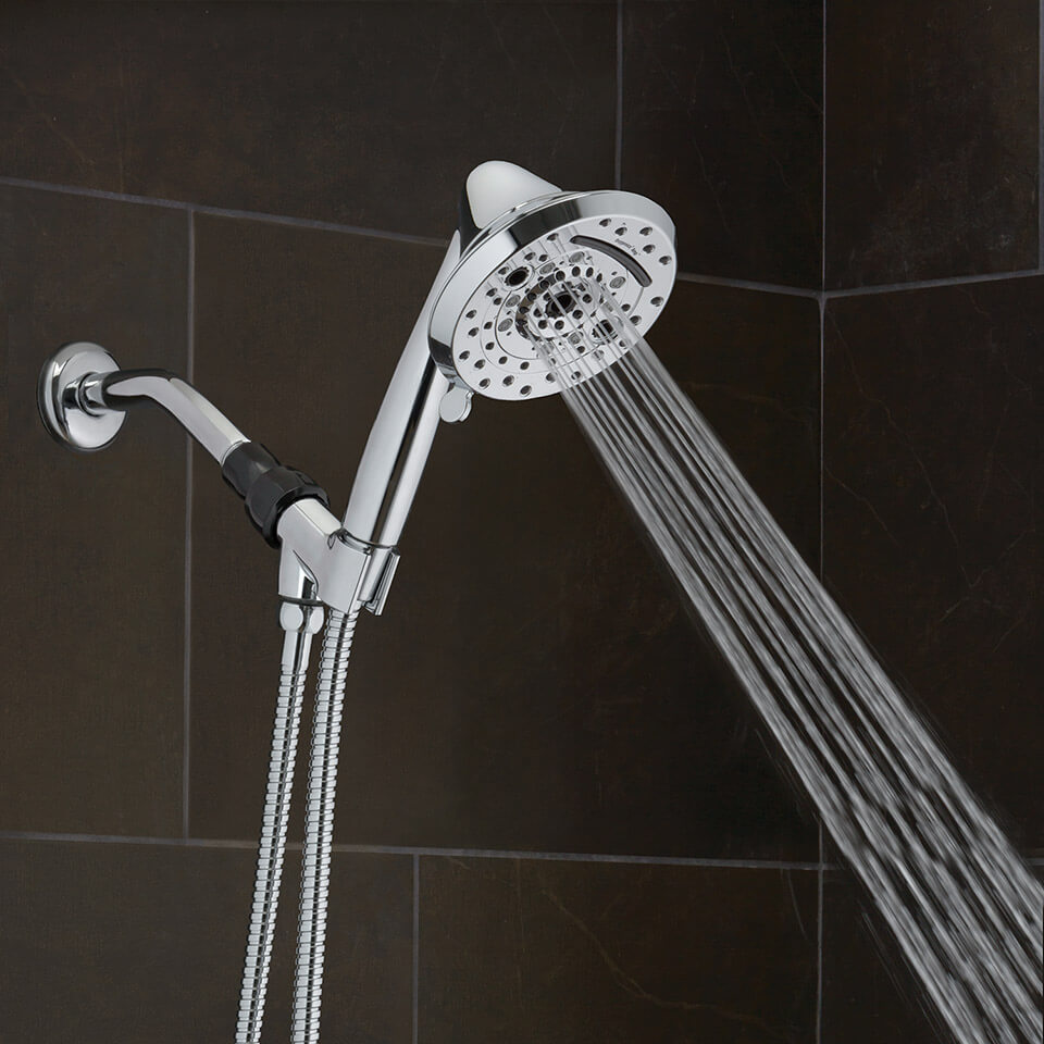 Shower set Oxygenics Amp 6.8 l/min -
