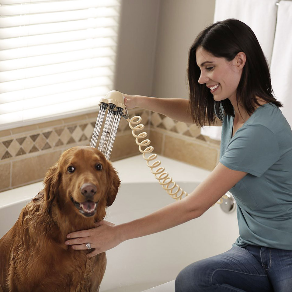 Oxygenics PawSpa PetJet Shower Head - shower head for pets -