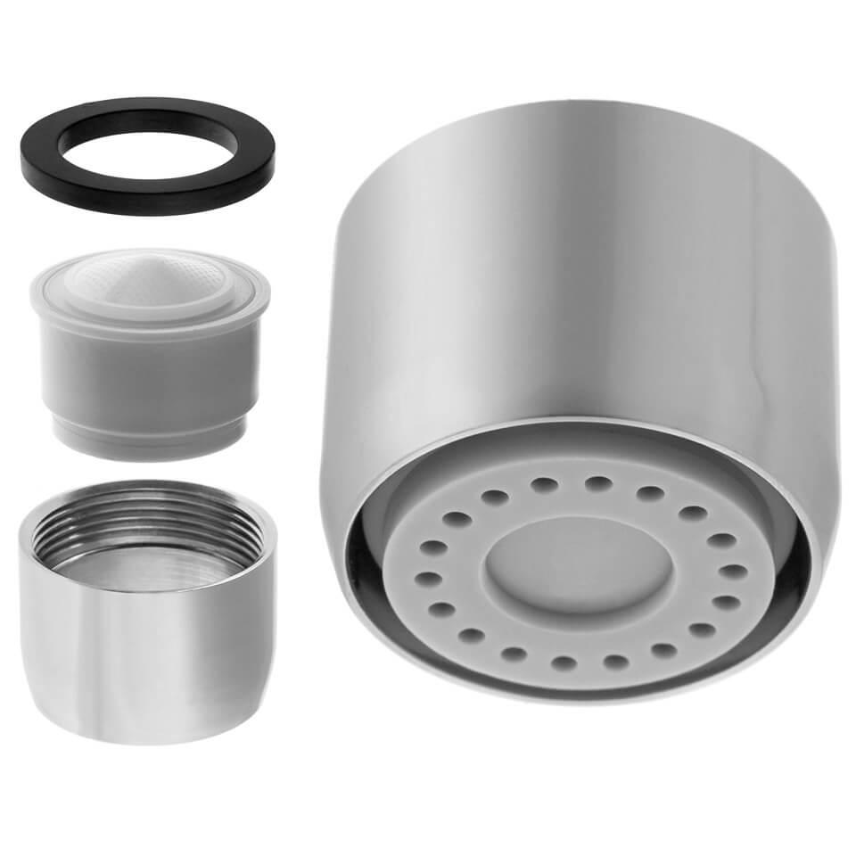 Tap aerator EcoVand 2.5 l/min - Thread M22x1 female