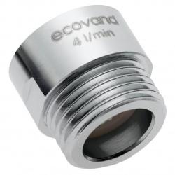 Shower flow regulator EcoVand ECR 4 l/min